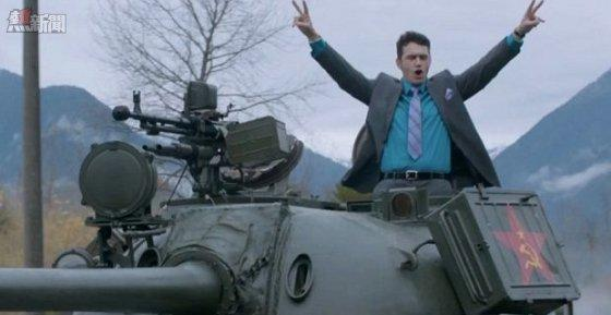 The Interview Franco Stretch 560x289