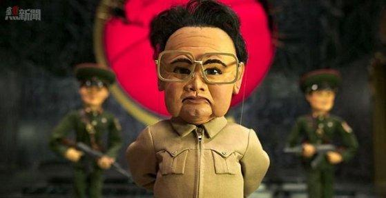 Team America Kim Jong Il Stretch 559x287