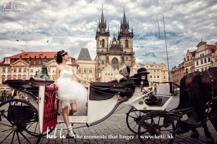 童畫國度裡的愛侶, Prague   Fairytale in Prague