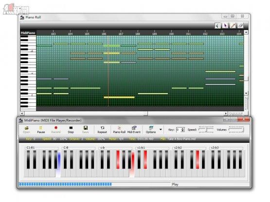 Midieditor Stretch 555x416