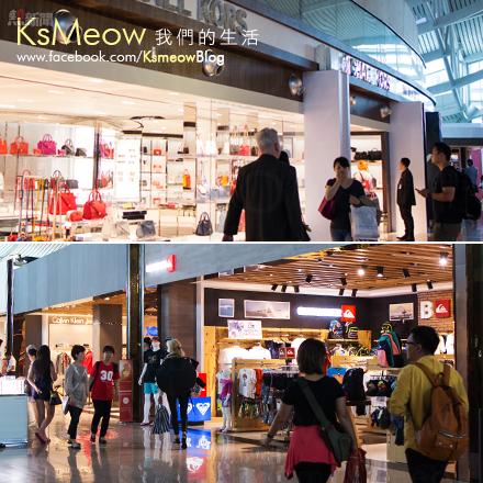 峇里國際機場里是敗家最後衝刺的好地方!