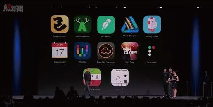 2015蘋果設計大獎帶你看:真正有意思的App