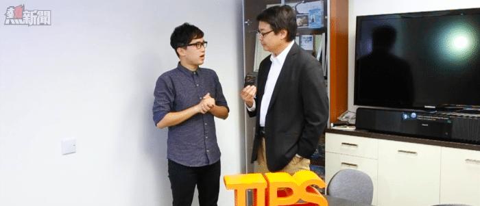 Erwin:壹傳媒問題唔係「印」唔「印」,係新環境下如何成功。