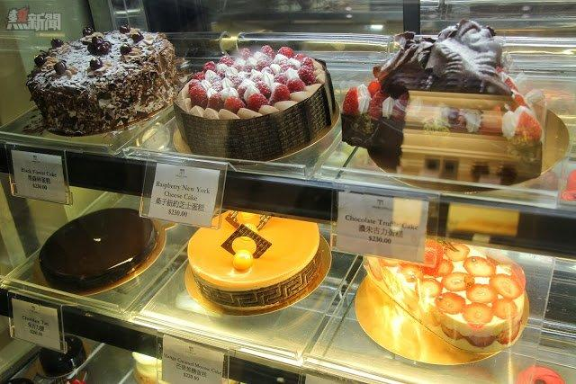 Grand Lapa Macau Cake Shop