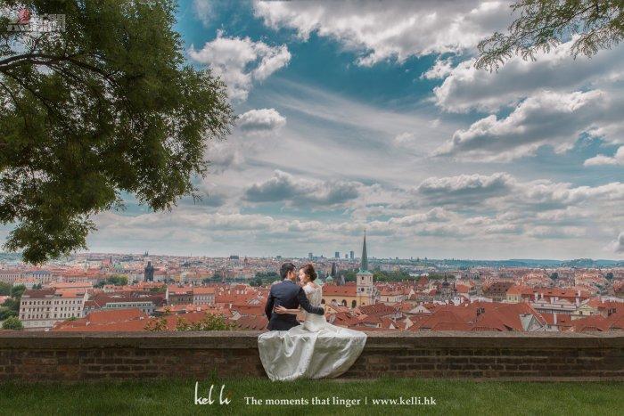 布拉格大景