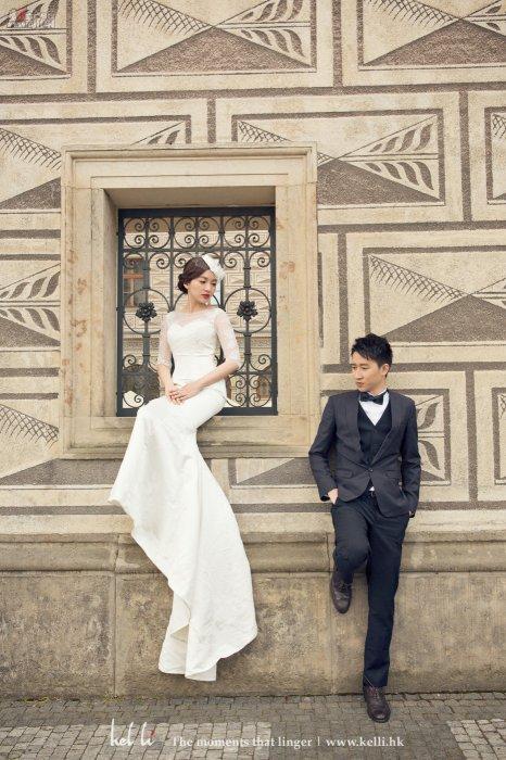 Bride & groom together