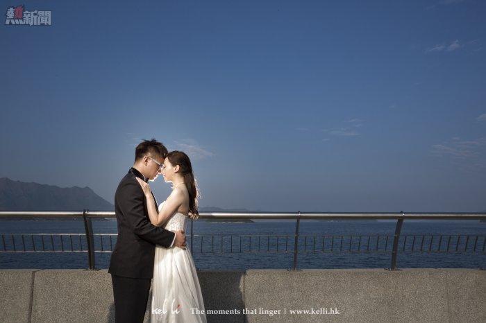 Wedding Day外拍是不可或缺的