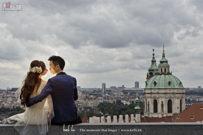 Prague Prewedding