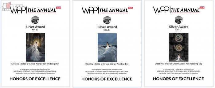 年度美國WPPI打印比寶