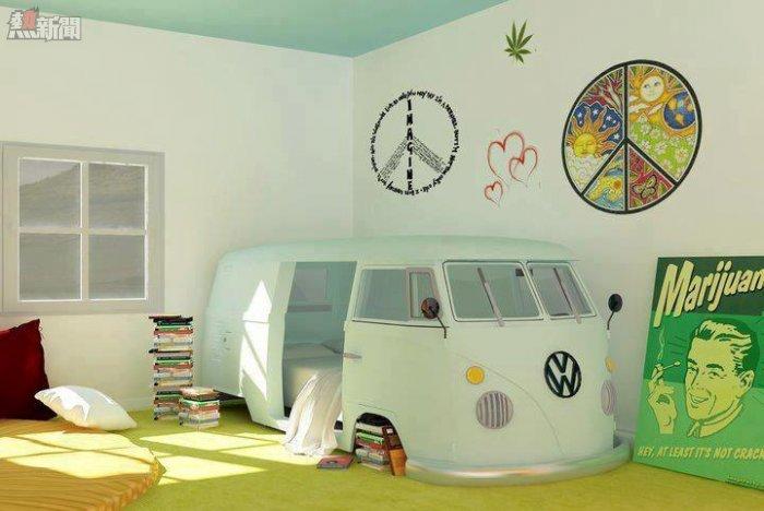 【室內設計】兒童房裝修注意事項 呀j 熱新聞 Yesnews