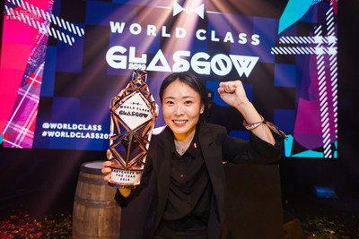 Bannie Kang from Singapore has been named Diageo World Class Bartender of the Year 2019