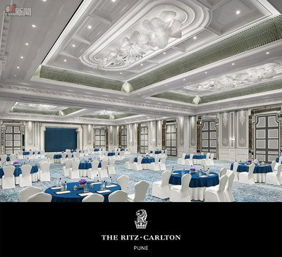 The Ritz-Carlton, Pune - Ballroom