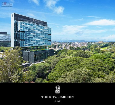 The Ritz-Carlton, Pune- Facade