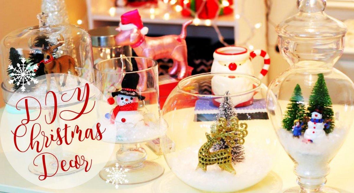 聖誕裝飾也可以自己做!看著創意澎湃的DIY手作 你也來取點靈感吧!