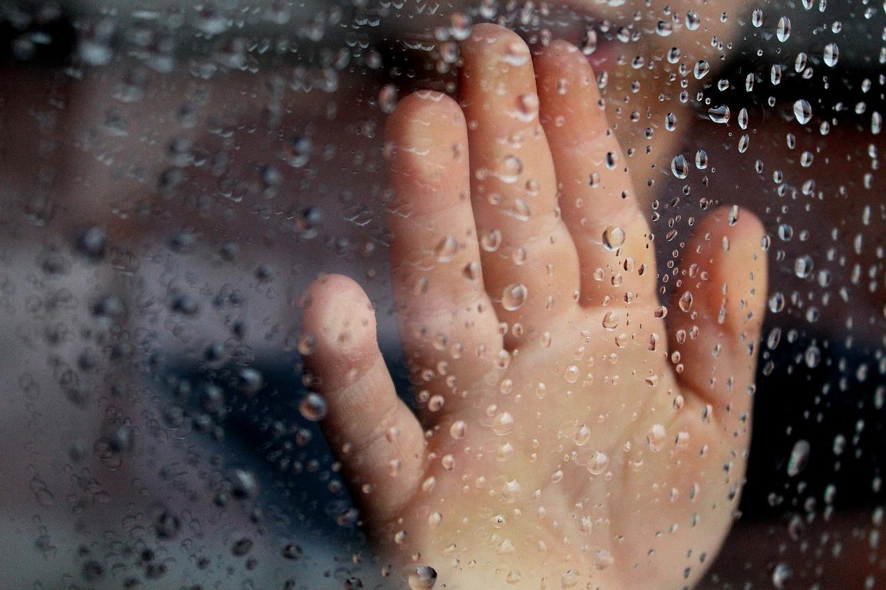 雨天約會測看你的愛情秘密