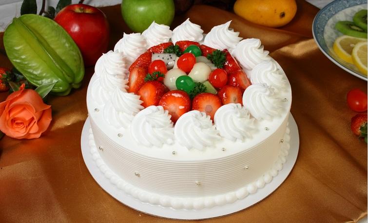 你喜歡先吃蛋糕哪個部位