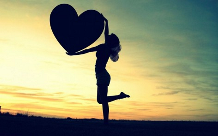 你最嚮往的愛情是怎樣的呢?