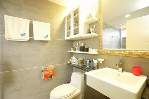 浴室探測你的好色度
