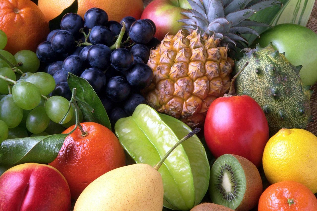 水果測你欲望排行榜