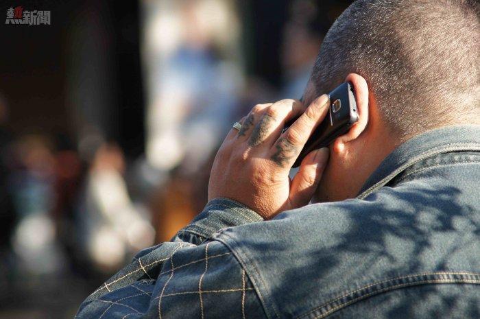 聽電話姿勢也可看出個性
